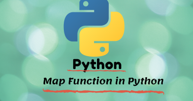 Map Function in Python