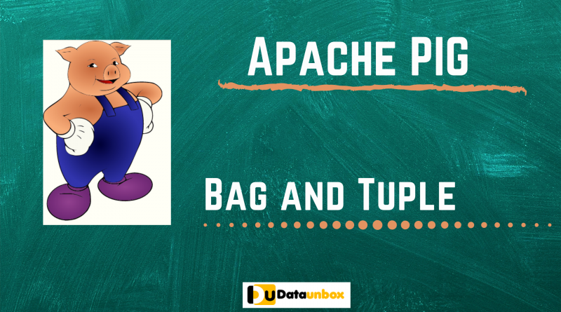 bag and tuple in pig