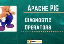 Apache Pig Diagnostic Operators