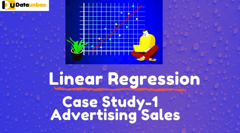 Predict Sales Using Linear Regression
